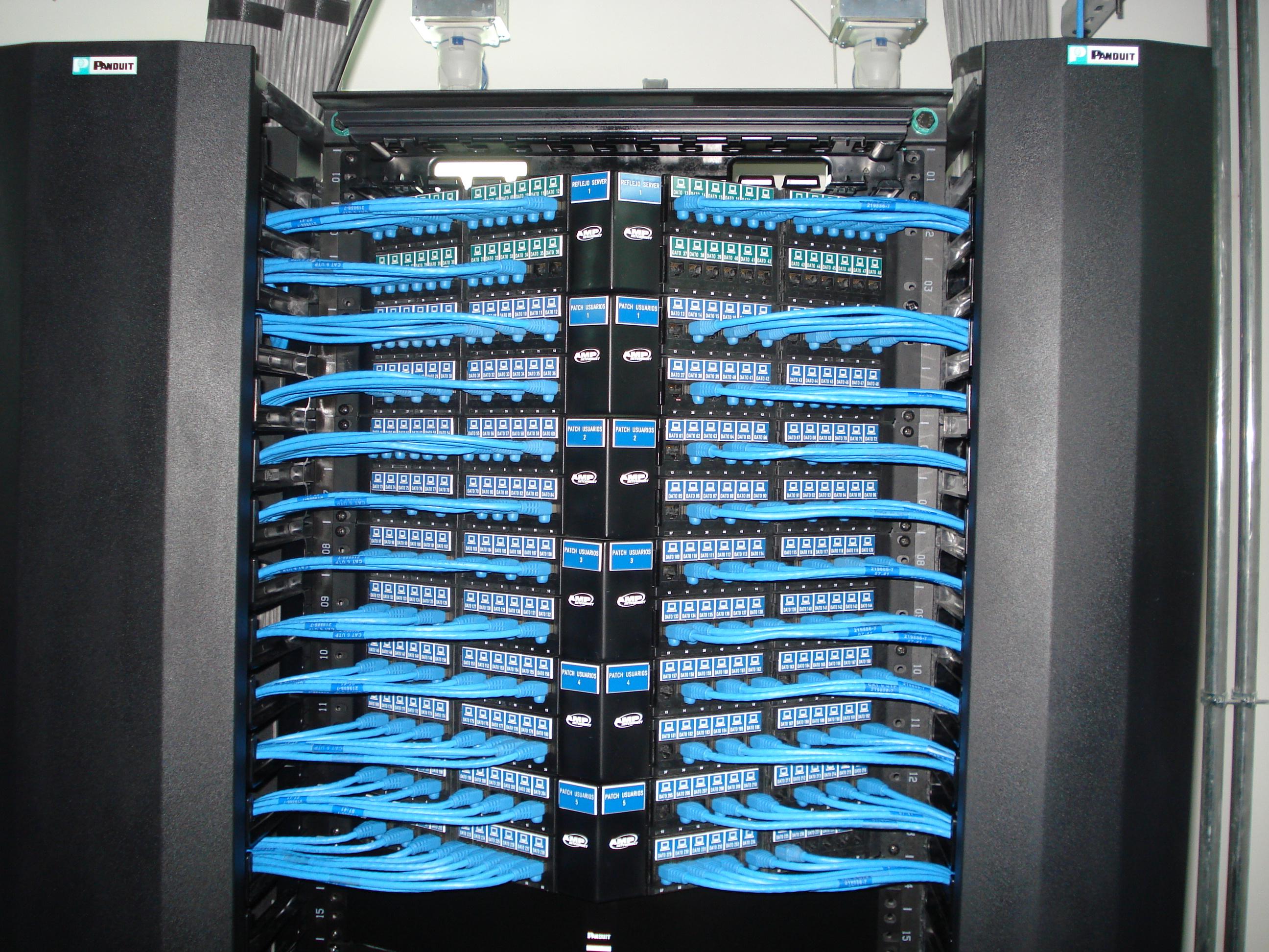 Resultado de imagen para cableado estructurado